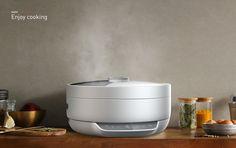 Ознакомьтесь с этим проектом @Behance: «Vario, My first kitchen appliance» https://www.behance.net/gallery/50831451/Vario-My-first-kitchen-appliance