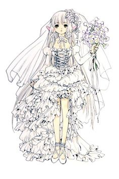 Chobits From Tokyo Bridal Festa 2012