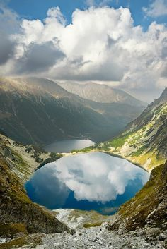 Tatra Mountains, Poland, by Jakub Marcisz. Places To Travel, Places To See, Landscape Photography, Nature Photography, Tatra Mountains, Mountain Wallpaper, Nature Scenes, Holiday Travel, Beautiful Landscapes