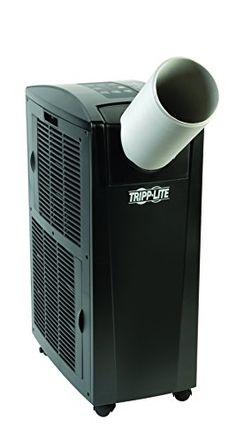 tripp lite btu kw) portable cooling unit air conditioner, stand alone spot  air cooler, plug