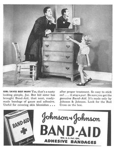 vintascope:    Band Aid - 19391211 Life on Flickr.