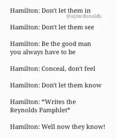 "63 Likes, 1 Comments - HamilTrash (@linmanuelmiranda_reprise) on Instagram: ""Alexander Hamilton, had a torrid affair! And he wrote it down right there!  #linmanuelmiranda…"""