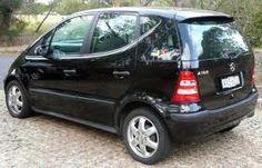 Dzień 12-16. Mercedes A160 dla żony, 70.000 PLN