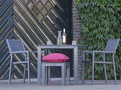 lisano die stilvolle serie aus wetterfestem aluminium und strapazierf higem textilene www. Black Bedroom Furniture Sets. Home Design Ideas