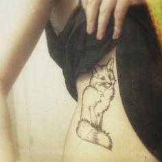Fox Tattoo!