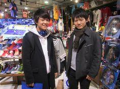 【大阪店】2015.02.18 ブルズのキャップは、とってもGOODでした、次は被ってお店に来てくださいね~♫スナップありがとうございました(*^_^*)