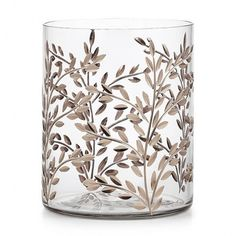 LABRAZEL Vine Mouth-Blown Glass Wastebasket Platinum $749.95 FREE S & H (Elsewhere $800) SALVATORI'S BEVERLY HILLS http://www.shopsalvatori.com/labrazel-vine-mouth-blown-glass-wastebasket-platinum-749-95/