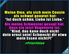 Das geht Omi eindeutig zu weit – This is clearly going too far for Omi is the best – Wtf Funny, Funny Jokes, Hilarious, Jokes For Teens, Jokes In Hindi, True Facts, Meaningful Words, Love Words, Happy Quotes