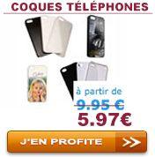 Offre de Noel : Coques téléphones mobiles