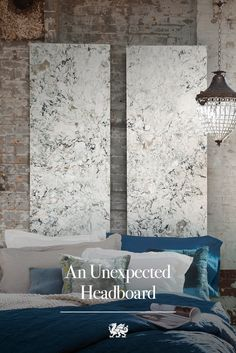 Add unexpected architectural interest in your decor with vertical wall panels rich in natural visual texture. Pictured panel design: Praa Sands™.