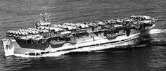 """British Royal Navy - """"HMS SHAW"""" (D21) was a (495.7') Ruler Class Escort Aircraft Carrier – Commissioned: 27 September 1943 – Crew: 890 Officers and Enlisted – Armament: 2 x 4 Inch (102mm) DP AA Guns (Single Mounts) 16 x 40mm Bofors (8 Twin Mounts) 20 x 20mm Oerlikon AA Guns (Single and Twin  Mounts) and 12 – 24 Aircraft – was Formally Handed Over to the USA on 26 November 1945 – was Converted to a Merchant Ship and Sold to the Argentine Merchant Service as the """"SALTA"""" : 20 June 1947 and…"""