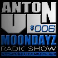 MoonDayz RadioShow By Anton VL Episode #006 (17.December.2014) by AFM.RADIO on SoundCloud December 2014, Anton