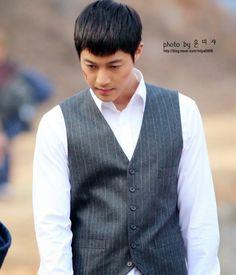 Kim Hyun Joong 김현중 Shooting For Inspiring Generation 감격시대 | March 16, 2014