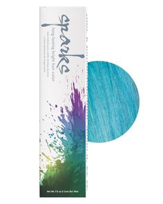 Sparks Long Lasting Bright Hair Color - Mermaid Blue 3 oz. (Pack of 6) *** Read more  at the image link.