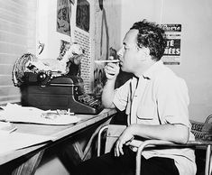 """To be free is to have achieved your life."" -Tennessee Williams (March 26, 1911 – February 25, 1983) was an American writer who worked principally as a playwright in the American theater."