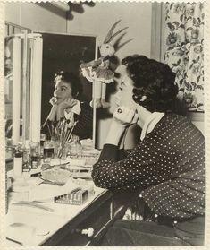 "AVA GARDNER in ""Barefoot Contessa"" Original Vintage 1954 CANDID BEHIND SCENES | eBay"