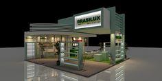 BRASILUX - EXHIBITION DESIGN on Behance