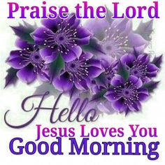 Have a blessed day