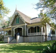 Manship House, Jackson, MS