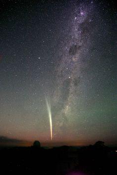 La belle comète Lovejoy