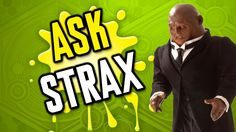 Because everyone needs a bit more of Strax in their life. Kids ask Strax - Commander Strax's Q