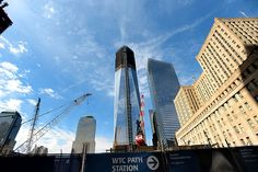 Freedom Tower reclaims New York City's iconic view from top of the 'World' ten years after 9/11