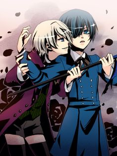 Alois I will give you a single chance to let go off my husband and run.
