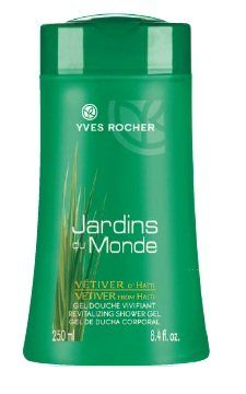 To celebrate Earth Day, Yves Rocher is launching a new shower gel in the 'Jardins du Monde' collection.
