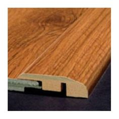 "Bruce Flooring 1"" x 1.81"" x 78"" Ash Base / Shoe Molding in Toast"