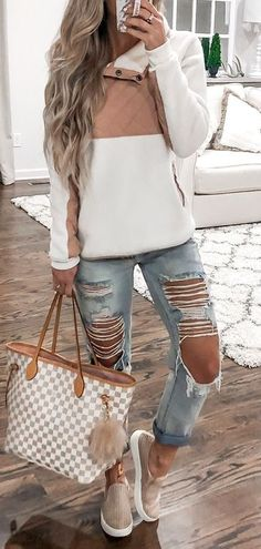 4f1d44cb6d3 30+ Perfect Spring Outfits You Can Wear On Repeat