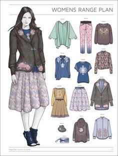Style Right Womenswear Trendbook incl. DVD Autumn/Winter | mode...information GmbH