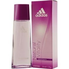 Introducing Adidas Natural Vitality by Coty for Women 17 oz Eau de Toilette Spray. Get Your Ladies Products Here and follow us for more updates!