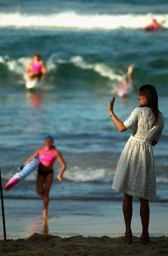 kate middleton beach
