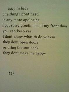 Adore - one of my favorite passages ever She Quotes, Book Quotes, Funny Quotes, Qoutes, Ntozake Shange, Spoken Word Poetry, Feelings Words, Beautiful Words, Beautiful Mess