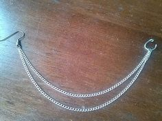 12Hey, I found this really awesome Etsy listing at https://www.etsy.com/listing/218403395/fake-silver-nose-ring-fake-nose-chain