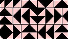 Triangular Tiles Tiles, Eyeshadow, Shapes, Room Tiles, Tile, Eye Shadows, Eyeshadow Looks, Eye Shadow, Backsplash