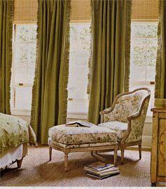 Fabulous Window Treatments: October 2008