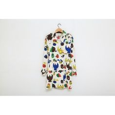 Monster Unique Trench Coat - High Quality Korean Women Fashion... via Polyvore