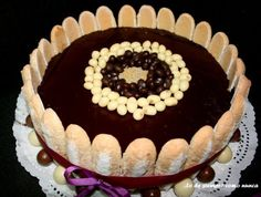 Tartas – Tortas: Decoración sencilla | La Cajita Azul de Rocío