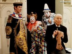 Doctor Who William Hartnell | doctor_who_william_hartnell_the_celestial_toymaker_and_clowns #williamhartnell
