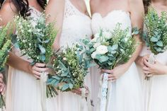 Relaxed Rustic Wedding | SouthBound Bride | www.southboundbri... | Credit: Leandri Kers