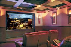 Cute Home-theater!!!
