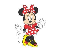 Vetor Minnie Mouse | Vetorizado grátis: Vetores gratis, vector art free, Graphics vectors Images
