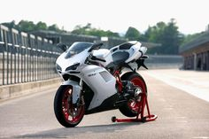 WANT. ducati 848 evo....I am so going to own a motorcycle!