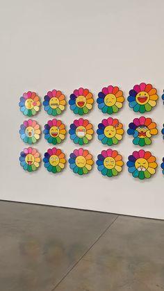 Murakami Artist, Takashi Murakami Art, Flower Wallpaper, Iphone Wallpaper, Murakami Flower, Graffiti Doodles, Tattoo Flash Art, Flower Doodles, Flower Aesthetic