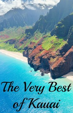 What to do on Hawaii's most beautiful island...