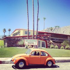 Del Marcos Hotel in Palm Springs