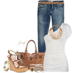 """""""Recycled"""" by wendyfer ❤ liked on Polyvore"""