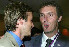 Beckham: Blanc is a great coach
