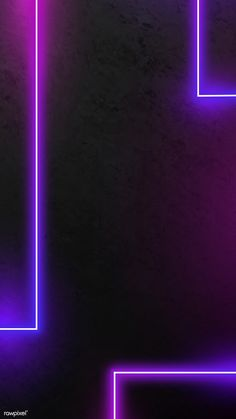 Download premium vector of Purple glowing lines on dark background vector by Aew about neon, purple background, iPhone background dark, gradient background, and black 1210595